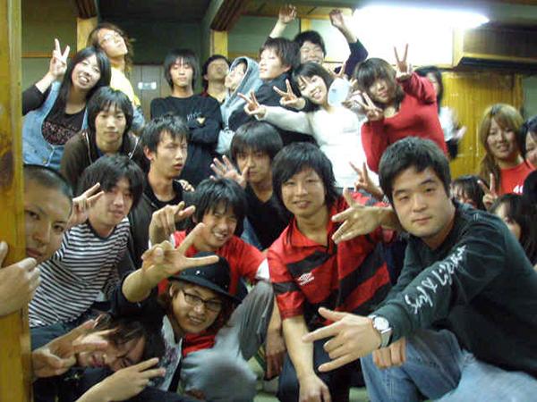 近畿大学ユースホステラーズサークルの皆様!