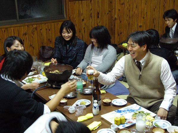 近畿大学宮沢ゼミの皆様!
