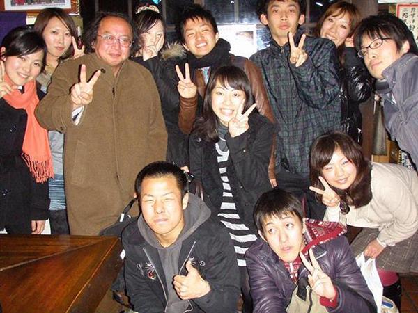 近畿大学堀田ゼミの皆様!