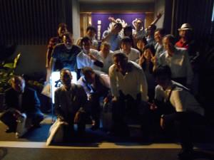 近畿大学吹奏楽部OBの皆様20150927_1