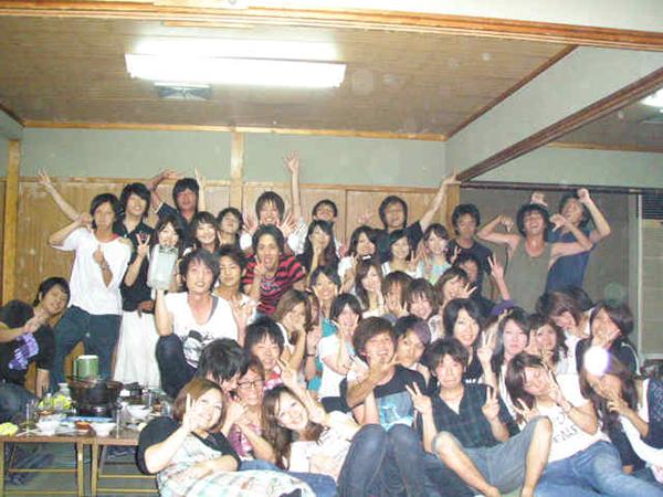 近畿大学テニスサークル マティーの皆様!