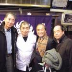 ミュンヘンオリンピックバレーボール金メダリストの木村憲治先生が来店されました!