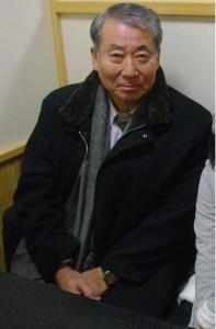 ミュンヘンオリンピックバレーボール金メダリストの木村憲治先生が再来店されました!