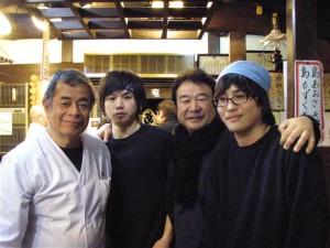 独立総合研究所代表取締役社長の青山繁晴さんが来店されました!